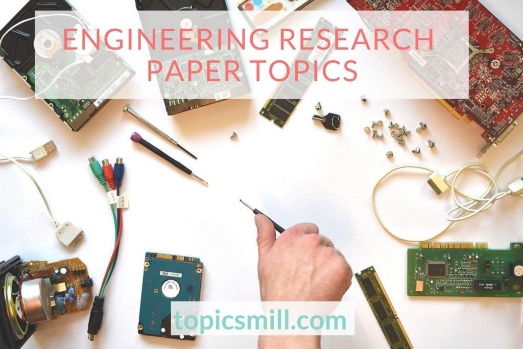 List of 150 Engineering Research Paper Topics