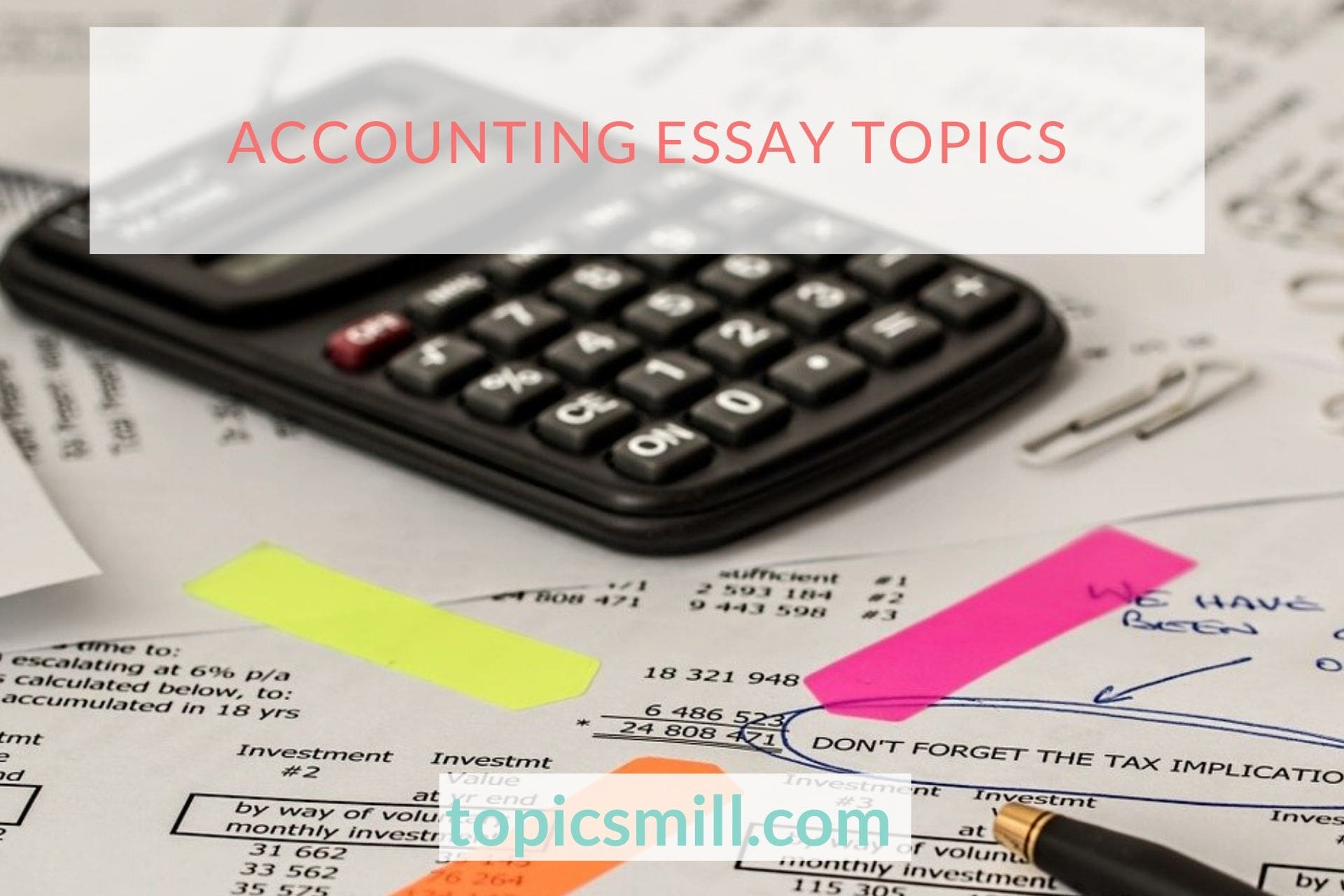 Money management essays