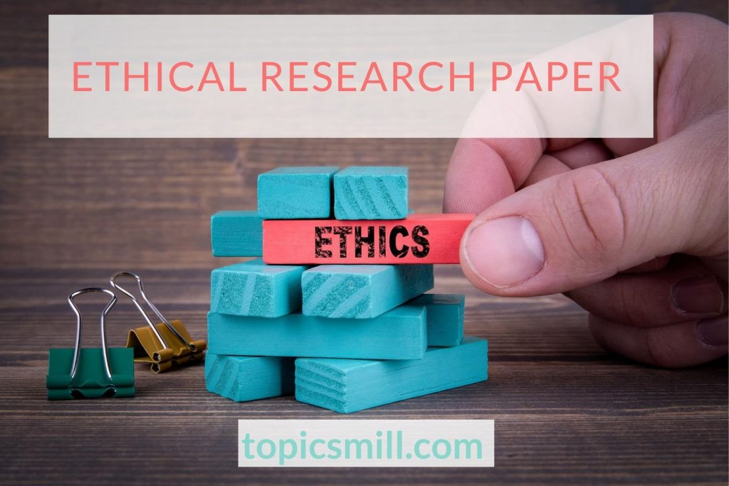 Ethical Paper Topics