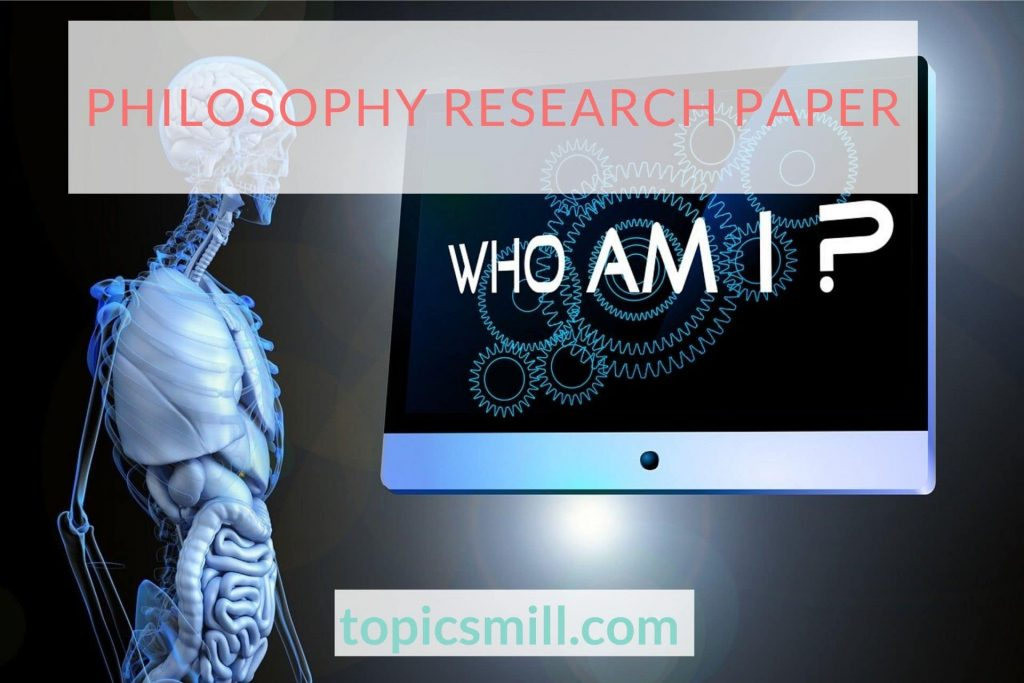 Philosophy Paper Topics