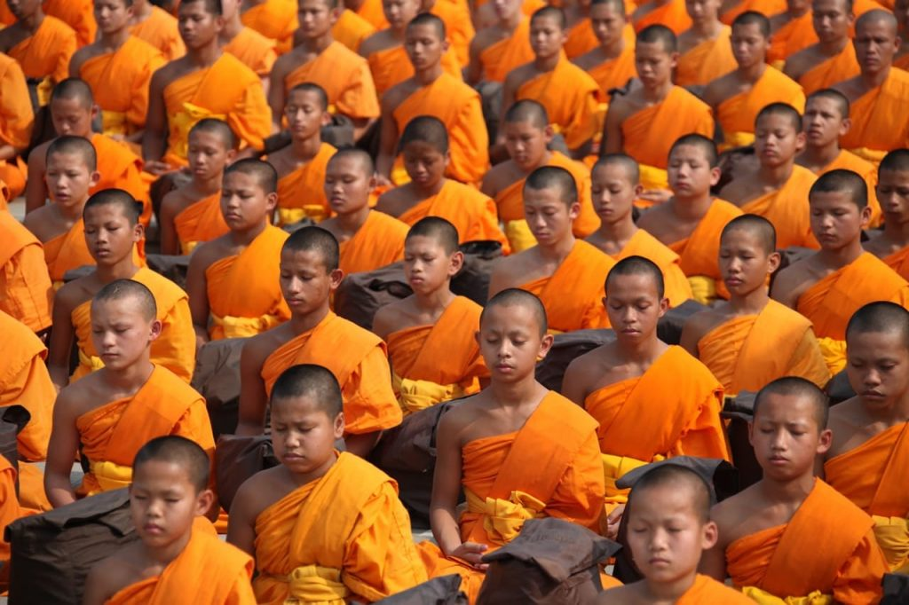 Buddhism Essay Topics