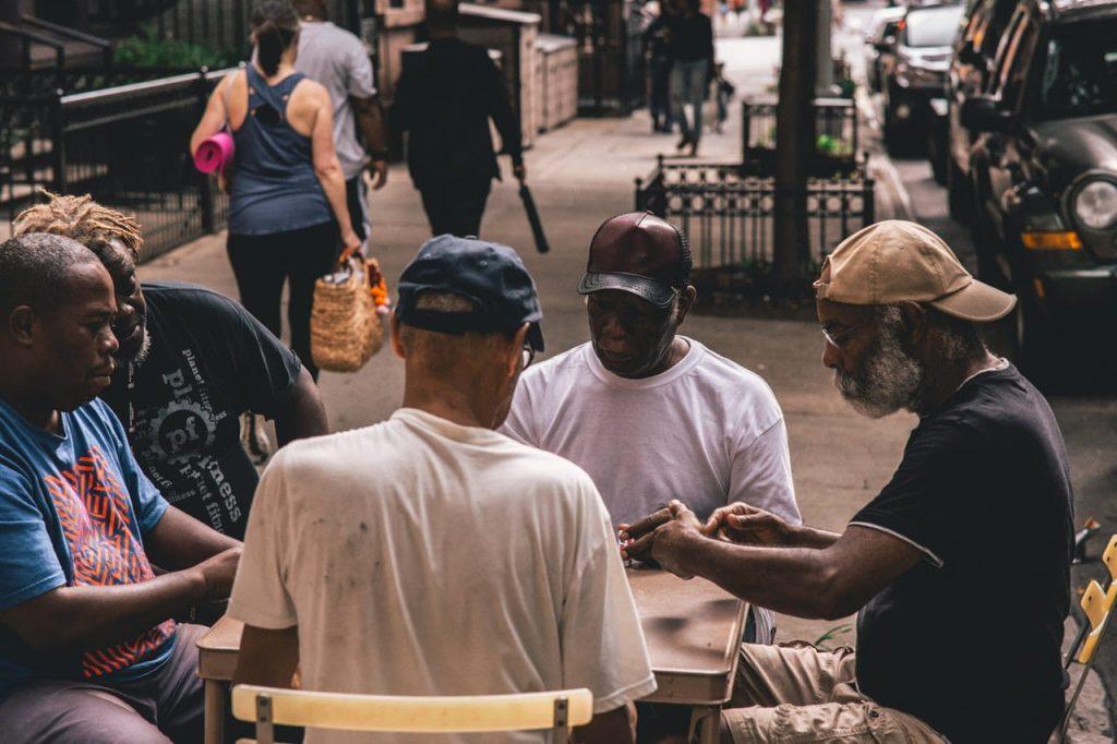 Neighborhoods Conversation Topics